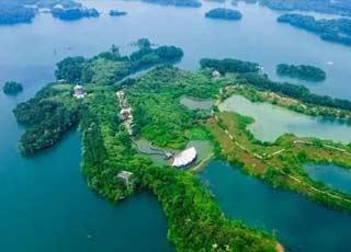 盘点河南10大水库,一个比一个秀美,你去过几处?